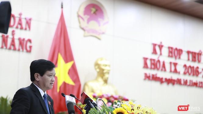 Sáng 10/7, Kỳ họp thứ 7, HĐND TP Đà Nẵng khóa IX đã chính thức khai mạc với nhiều nội dung quan trọng.