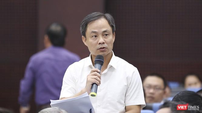 Ông Nguyễn Xuân Bình, Phó Giám đốc Sở Du lịch TP Đà Nẵng