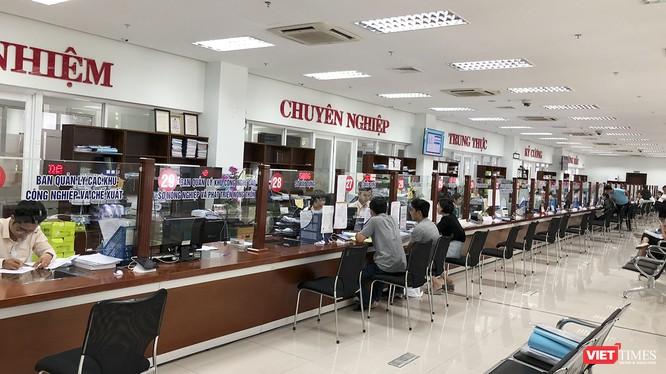 Trong năm 2017, Đà Nẵng đã giảm 1.798 biên chế.