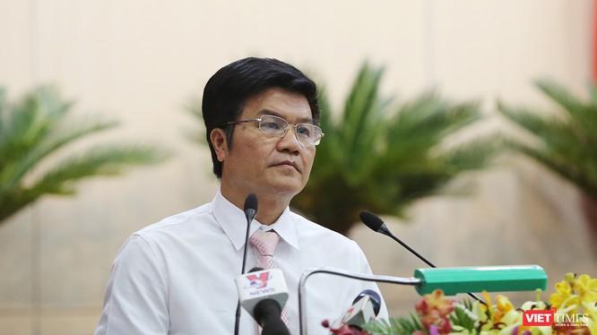 Ông Ngô Quang Vinh - Giám đốc Sở Du lịch Đà Nẵng