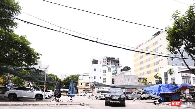 Khu đất số 172 Nguyễn Chí Thanh sẽ được lấy ý kiến xây dựng bãi đỗ xe tập trung cao 6 tầng, sử dụng công nghệ xếp hình.