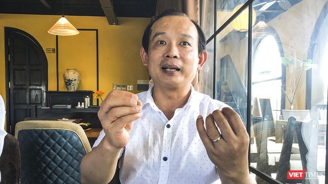 Luật sư Th.s Lê Ngô Hoài Phong, Trưởng chi nhánh Văn phòng Luật sư Phạm và Liên Danh tại TP Đà Nẵng