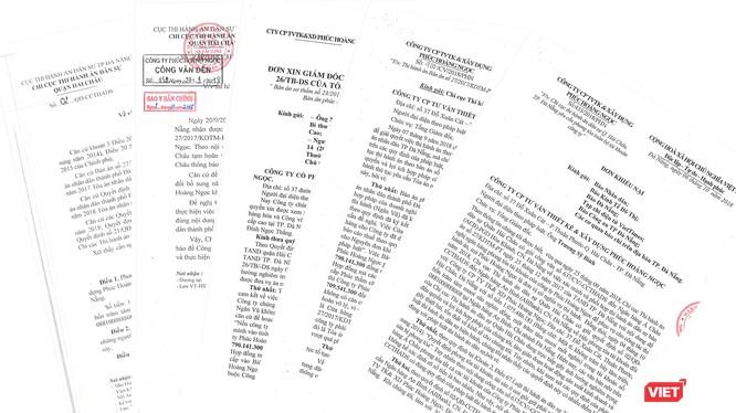 Theo Công ty Phúc Hoàng Ngọc, việc Chi cục thi hành án dân sự quận Hải Châu (Đà Nẵng) ra các quyết định phong tỏa toàn bộ tài khoản công ty trái với quy định tại Khoản 2, Điều 67 Luật thi hành án dân sự 2008 rất khó hiểu, nên cần được tháo dỡ.