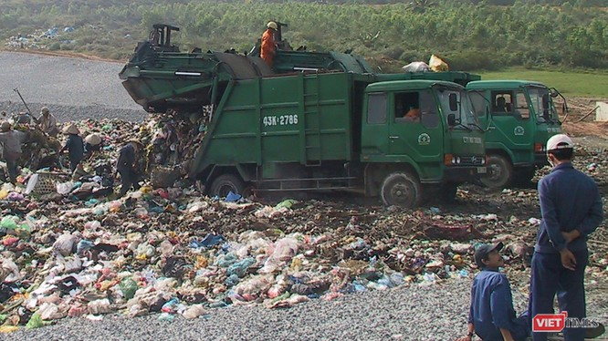 HĐND TP Đà Nẵng vừa thông qua tờ trình đồng ý chi hơn 465 tỷ đồng đầu tư cho 2 Dự án xử lý nước thải và rác thải trên địa bàn TP Đà Nẵng.