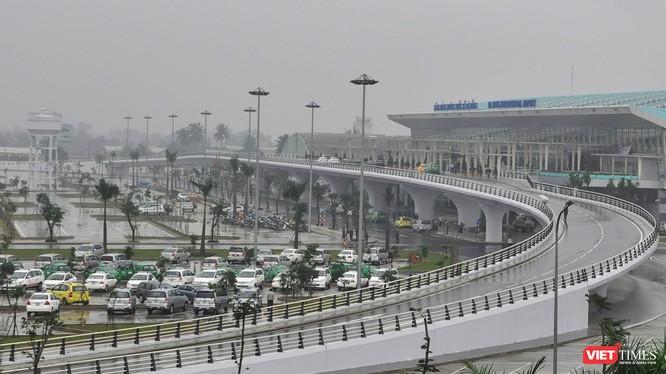 Theo Sở GTVT TP Đà Nẵng, vụ tài xế taxi tại Sân bay Đà Nẵng đình công vào sáng ngày 4/11 là tự phát và chỉ diễn ra trong 30 phút.