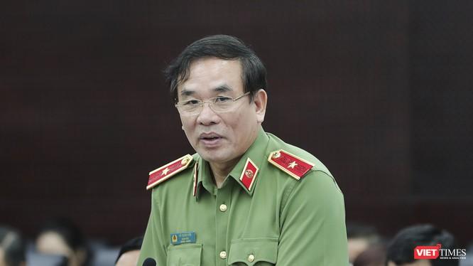 Thiếu tướng Vũ Xuân Viên-Giám đốc Công an TP Đà Nẵng