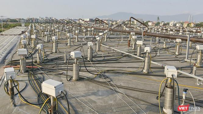 Dự án Xử lý Môi trường ô nhiễm Dioxin tại Sân bay Đà Nẵng đã xử lý hơn 90.000m3 đất, trầm tích ô nhiễm bằng phương pháp khử hấp thụ nhiệt và cô lập an toàn 50.000m3 đất, trầm tích nhiễm dioxin tại Sân bay này.