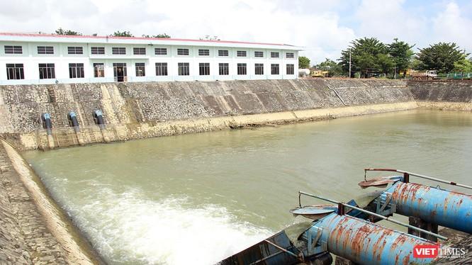 Theo ông Châu Trần Vĩnh - Phó Cục trưởng Cục Quản lý tài nguyên nước, Đà Nẵng thiếu nước sinh hoạt trong thời gian qua là do giải pháp vận hành của nhà máy.