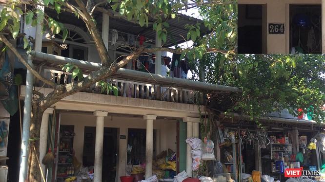 Ngôi nhà tại địa chỉ số 264 Lý Nam Đế, phường Hương Long, Thành phố Huế, Tỉnh Thừa Thiên Huế được nhà đầu tư Nguyễn Văn Đông đăng ký thường trú