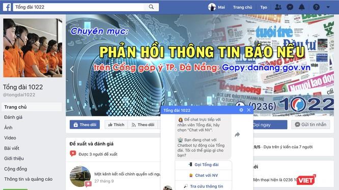 Trung tâm Thông tin dịch vụ công Đà Nẵng chính thức đưa thí điểm ứng dụng Chatbot trong cung cấp thông tin dịch vụ công trên địa bàn TP Đà Nẵng.