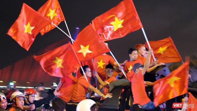 Chủ tịch UBND TP Đà Nẵng vừa có văn bản kêu gọi các tầng lớp nhân dân cổ vũ cho đội tuyển bóng đá U23 Việt Nam trong an toàn và có văn hóa