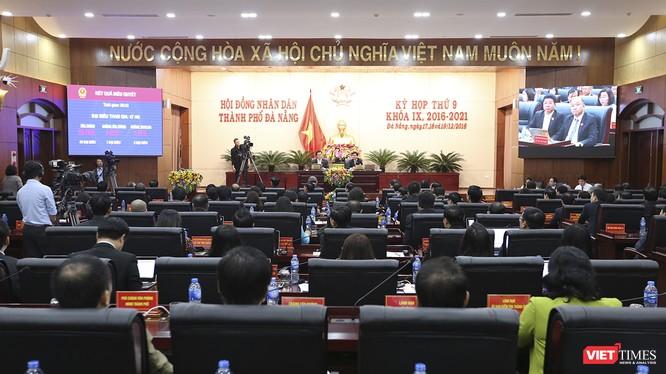 Khai mạc Kỳ họp thứ 9 HĐND TP Đà Nẵng khóa khóa IX, nhiệm kỳ 2016-2021.