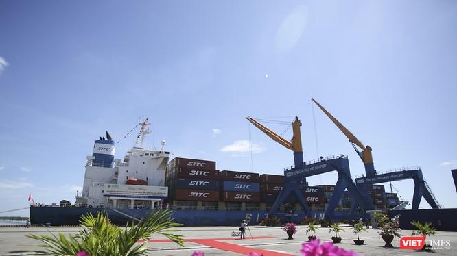 Trong năm 2019, Quảng Nam sẽ tập trung đầu tư phát triển hạ tầng giao thông đầu mối, nâng công suất, quy mô Cảng biển Kỳ Hà từ cảng loại 3 lên cảng loại 1.