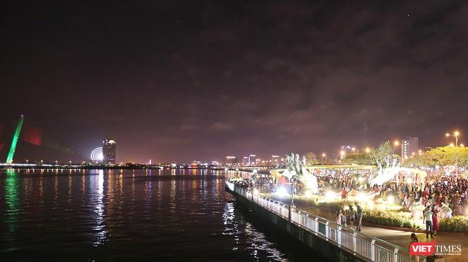 Một góc tuyến Bạch Đằng nối dài, nơi được đề xuất tổ chức phố đi bộ và chợ đêm.