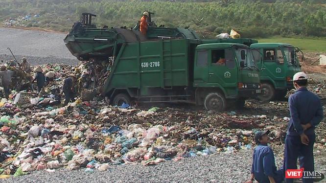 Đà Nẵng quan tâm đến việc đề xuất sử dụng công nghệ đốt rác phát điện của Công ty Everbright International (Hong Kong) cho bãi rác Khánh Sơn.