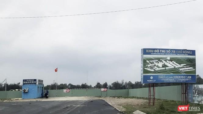 Trong thời gian qua, tỉnh Quảng Nam đã giao cho Bách Đạt và Bách Đạt An 17 dự án có liên quan đến đất đai và thu tiền sử dụng đất
