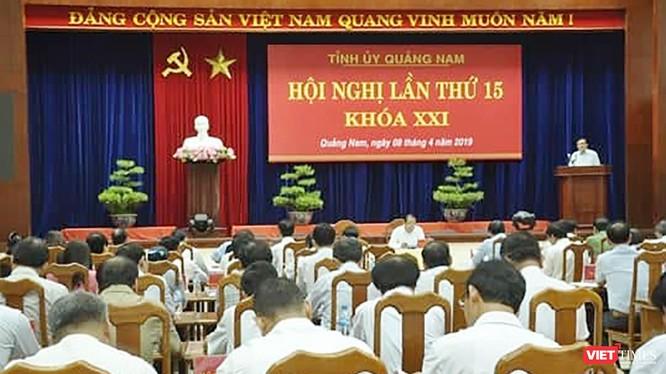 Sáng ngày 8/4/2019, Tại Hội nghị bàn về công tác cán bộ Tỉnh ủy Quảng Nam, ông Lê Văn Dũng-Trưởng Ban Tổ chức Tỉnh ủy đã được bầu giữ chức danh Phó Bí thư Thường trực Tỉnh ủy Quảng Nam