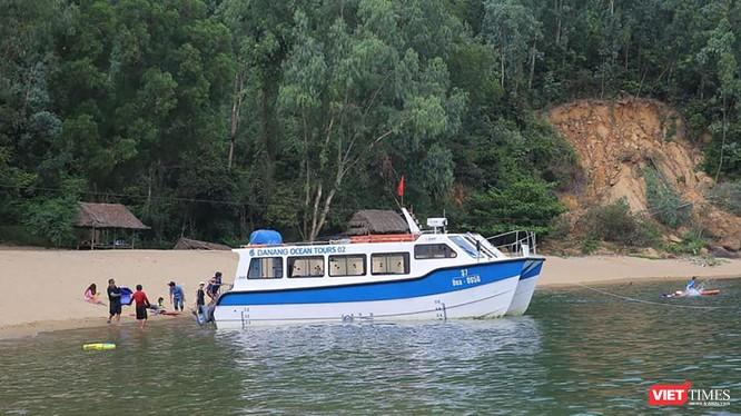 Đà Nẵng đang nỗ lực đánh thức tiềm năng du lịch đường sông, biển đảo để phát triển thành sản phẩm du lịch đọc đáo, hấp dẫn du khách