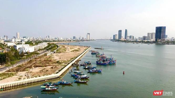 Chủ tịch UBND TP Đà Nẵng vừa chỉ đạo tạm dừng triển khai đối với dự án lấn sông Hàn-Marina Complex