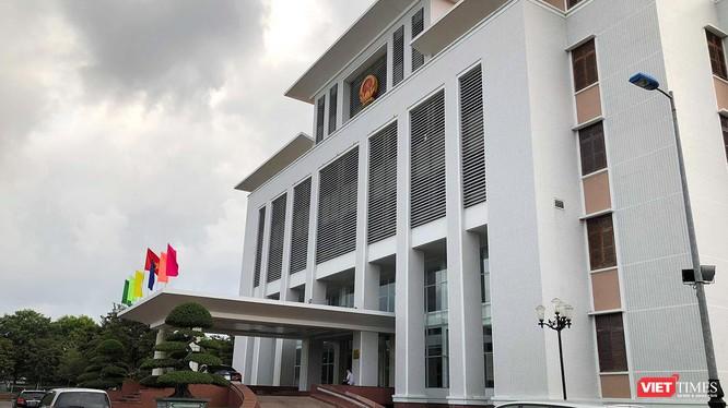 Thông cáo báo chí được Quảng Nam phát đi vào tối muộn ngày 21/5, vào khoảng 21h20' tối, theo dạng gửi email.