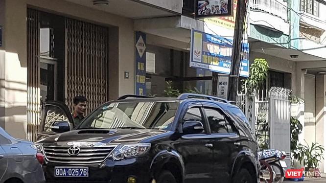 Cơ quan Cảnh sát điều tra Bộ Công an đã tiến hành khám xét nhà ông Trương Duy Nhất tại số 25 Tống Phước Phổ (quận Hải Châu, TP Đà Nẵng).