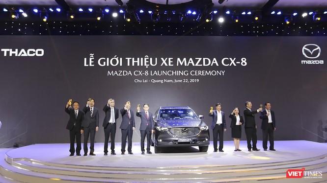 Mazda CX-8 lần đầu tiên tại Đông Nam Á có gì?