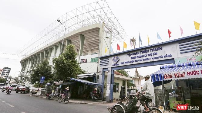 Vẫn chưa có cái kết cho sân vận động Chi Lăng ở Đà Nẵng