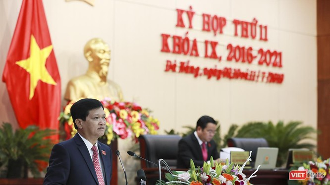 Bên cạnh việc đánh giá cao kết quả đạt được trong 6 tháng đầu năm 2019, Chủ tịch HĐND TP Đà Nẵng Nguyễn Nho Trung thừa nhận những hạn chế bất cập, tồn tại mà Đà Nẵng đang đối mặt