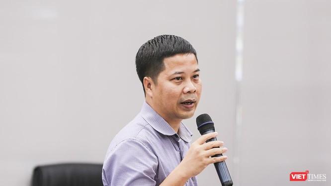 Ông Thái Ngọc Trung-Phó Giám đốc phụ trách Sở Xây dựng TP Đà Nẵng khẳng định sẽ tháo dỡ các hạng mục xây dựng kiên cố vi phạm quy hoạch tại các dự án khu nghỉ dưỡng 5 sao viển Đà Nẵng.