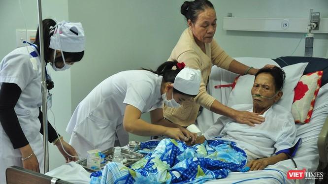 Thống kê từ 2013 đến nay, Đà Nẵng có khoảng 8.580 bệnh nhân mắc ung thư đang điều trị tại các cơ sở y tế trên đia bàn