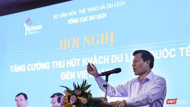 Bộ trưởng Bộ VH-TT&DL Nguyễn Ngọc Thiện yêu cầu từ nay đến cuối năm 2019, mỗi tháng phải đạt 1,5 triệu lượt khách quốc tế đến Việt Nam
