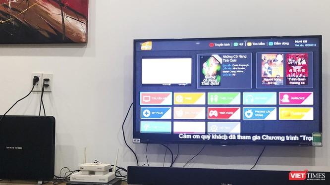 Dịch vụ truyền hình OTT TV đang phát triển mạnh mẽ trong những năm gần đây