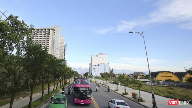 Đất nền ven biển Đà Nẵng tại khu vực sân bay Nước Mặn