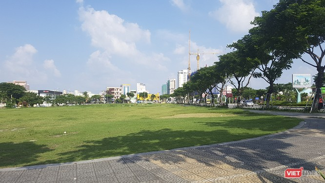 Lô đất A20 đường Võ Văn Kiệt, phường An Hải Tây, quận Sơn Trà, TP Đà Nẵng