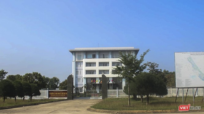 Nhiều sai phạm xảy ra tại Ban quản lý Khu kinh tế mở Chu Lai-Quảng Nam.