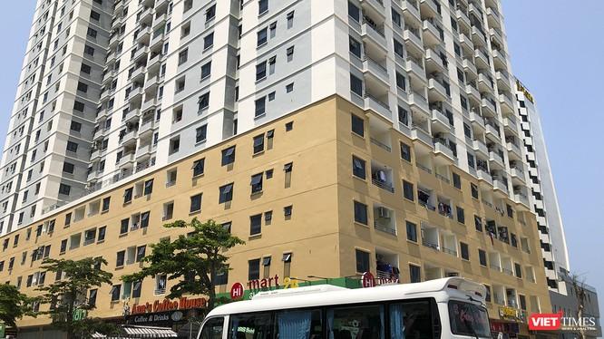 Công trình Tổ hợp khách sạn Mường Thanh và căn hộ cao cấp Sơn Trà (quận Ngũ Hành Sơn, TP Đà Nẵng)