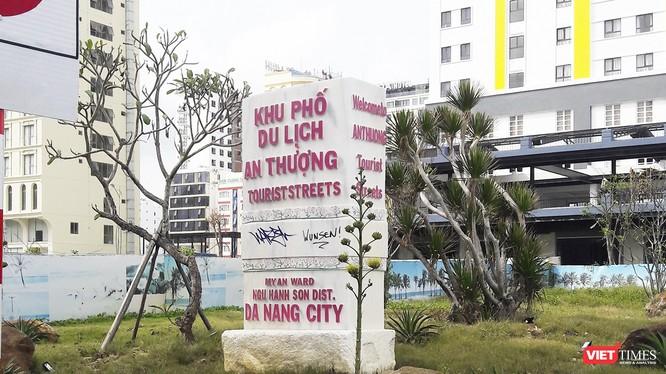 """""""Phố Tây"""" An Thượng trên địa bàn quận Ngũ Hành Sơn , một ý tưởng cho dịch vụ du lịch đêm ở Đà Nẵng"""