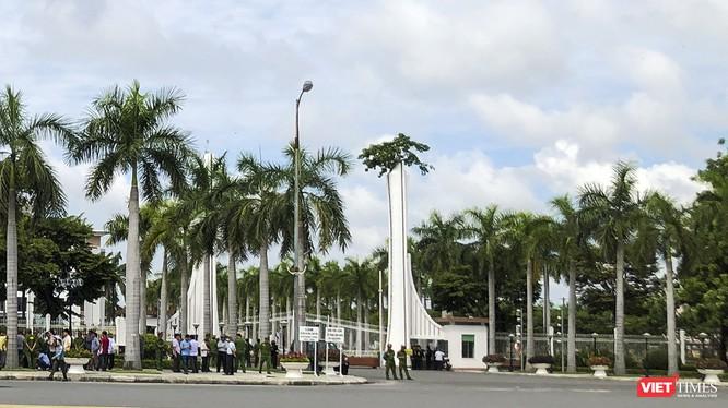 Trụ sở Trung tâm hành chính tỉnh Quảng Nam