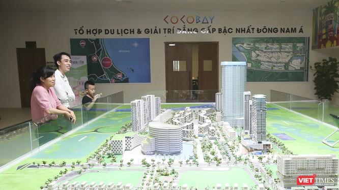 Dự án Cocobay Đà Nẵng được chủ đầu tư quảng bá là khu giải trí đẳng cấp hàng đầu khu vực