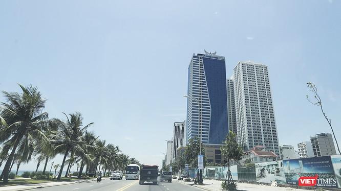 Đường Võ Nguyên Giáp, tuyến đường ven biển phía đông TP Đà Nẵng