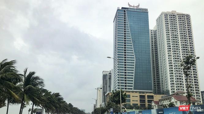 Dự án tổ hợp khách sạn Mường Thanh và căn hộ chung cư cao cấp Sơn Trà trên đường Võ Nguyên Giáp (quận Ngũ Hành Sơn, TP Đà Nẵng)