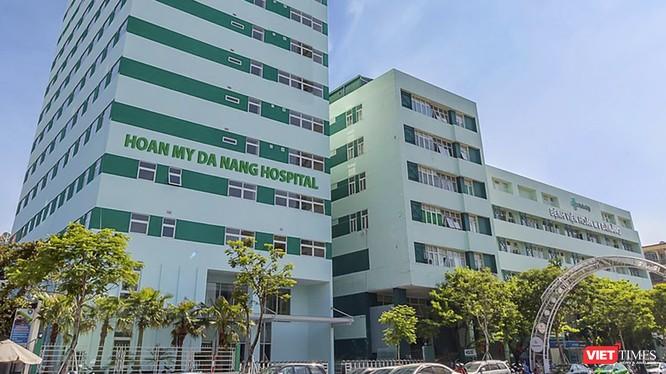 Bệnh viện Hoàn Mỹ, nơi du khách Li Yan (SN 1954, trú Nam Ninh, Quảng Tây, Trung Quốc) bị tử vong ngoại viện.