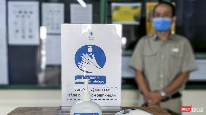 Khách sạn Furama Resort Đà Nẵng xây dựng phương án phòng ngừa và kiểm soát dịch viêm phổi virus Corona cho toàn bộ nhân viên và du khách.