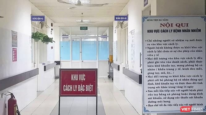 Đà Nẵng có 3 bệnh viện tiếp nhận thu dung, theo dõi, cách ly bệnh nhân nghi nhiễm virus corona