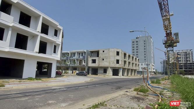 """Một góc đô thị 29ha thuộc dự án Khu đô thị quốc tế Đa Phước Đà Nẵng liên quan đến Vũ """"nhôm""""."""