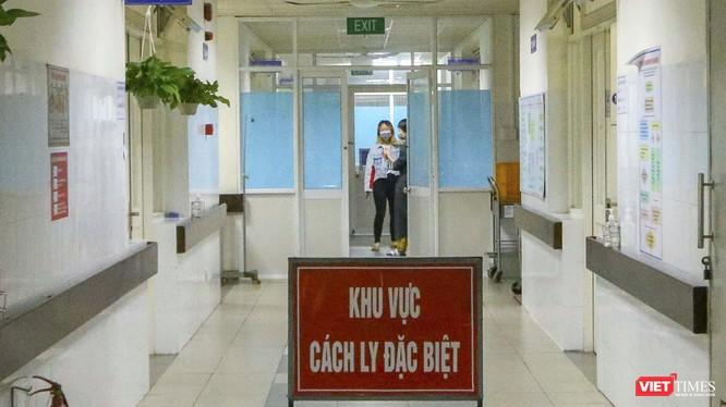 Từ ngày 18/2 đến nay, các bệnh viện trên địa bàn Đà Nẵng không ghi nhận thêm trường hợp nghi nhiễm COVID-19