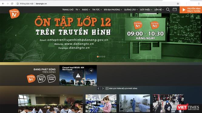 Từ hôm nay (16/3), Đà Nẵng và Quảng Nam sẽ dạy học qua truyền hình cho học sinh khối 12