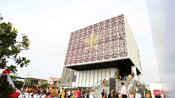 Nhà trưng bày Hoàng Sa (TP Đà Nẵng), nơi lưu giữ những bằng chứng lịch sử về chủ quyền của Việt Nam đối với quần đảo Hoàng Sa và Trường Sa