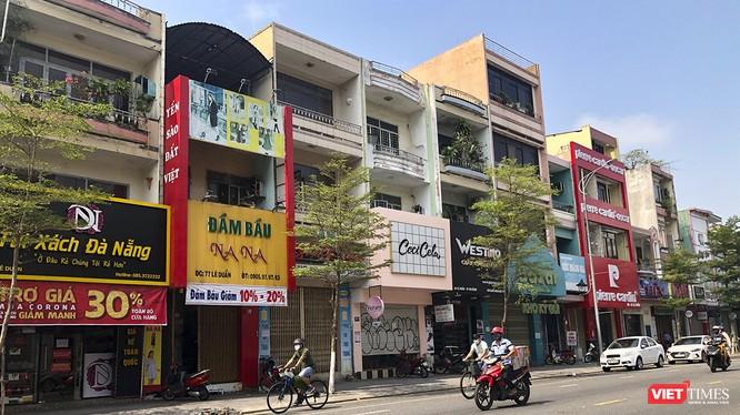 Doanh nghiệp dân doanh, kinh doanh bằng việc thuê mặt bằng trên các tuyến phố phải đóng cửa vì dịch COVID-19