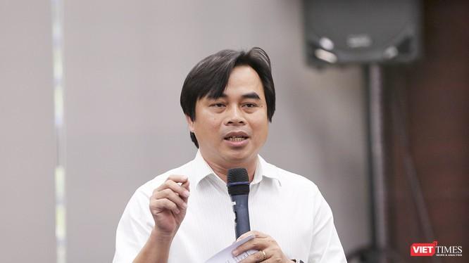 Ông Tô Văn Hùng - Giám đốc Sở TN&MT TP Đà Nẵng